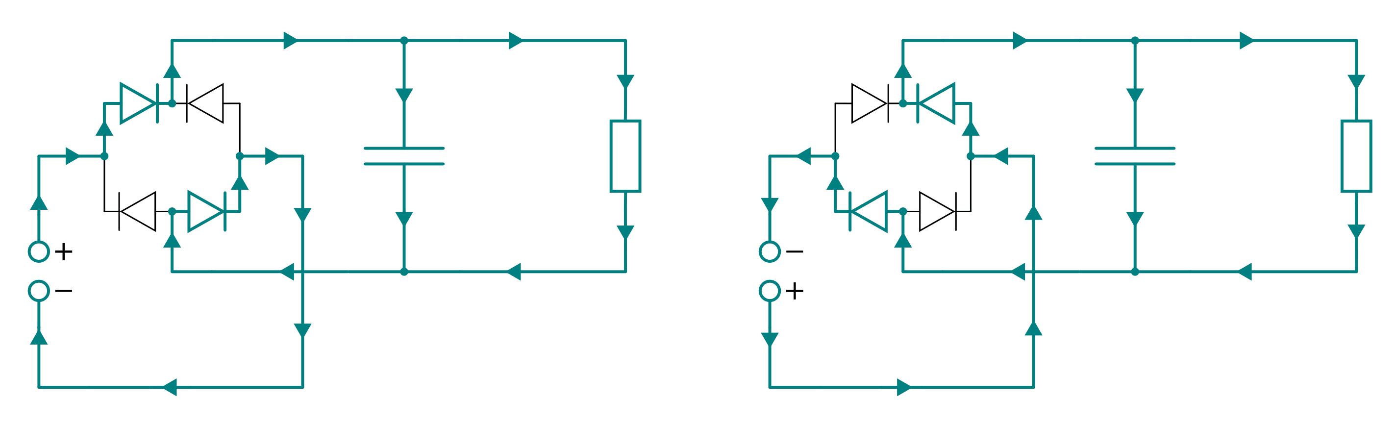 Gleich- und Wechselrichter — Grundwissen Elektronik
