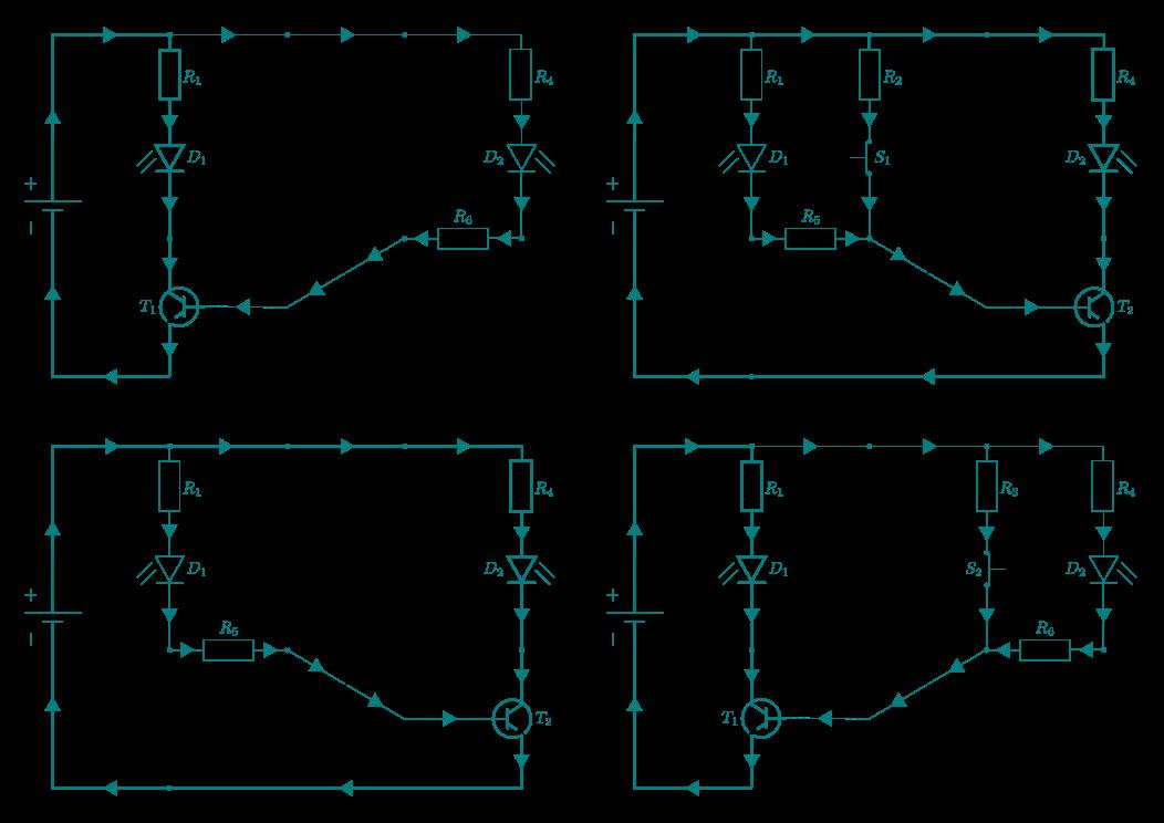 Kipp-Schaltungen — Grundwissen Elektronik
