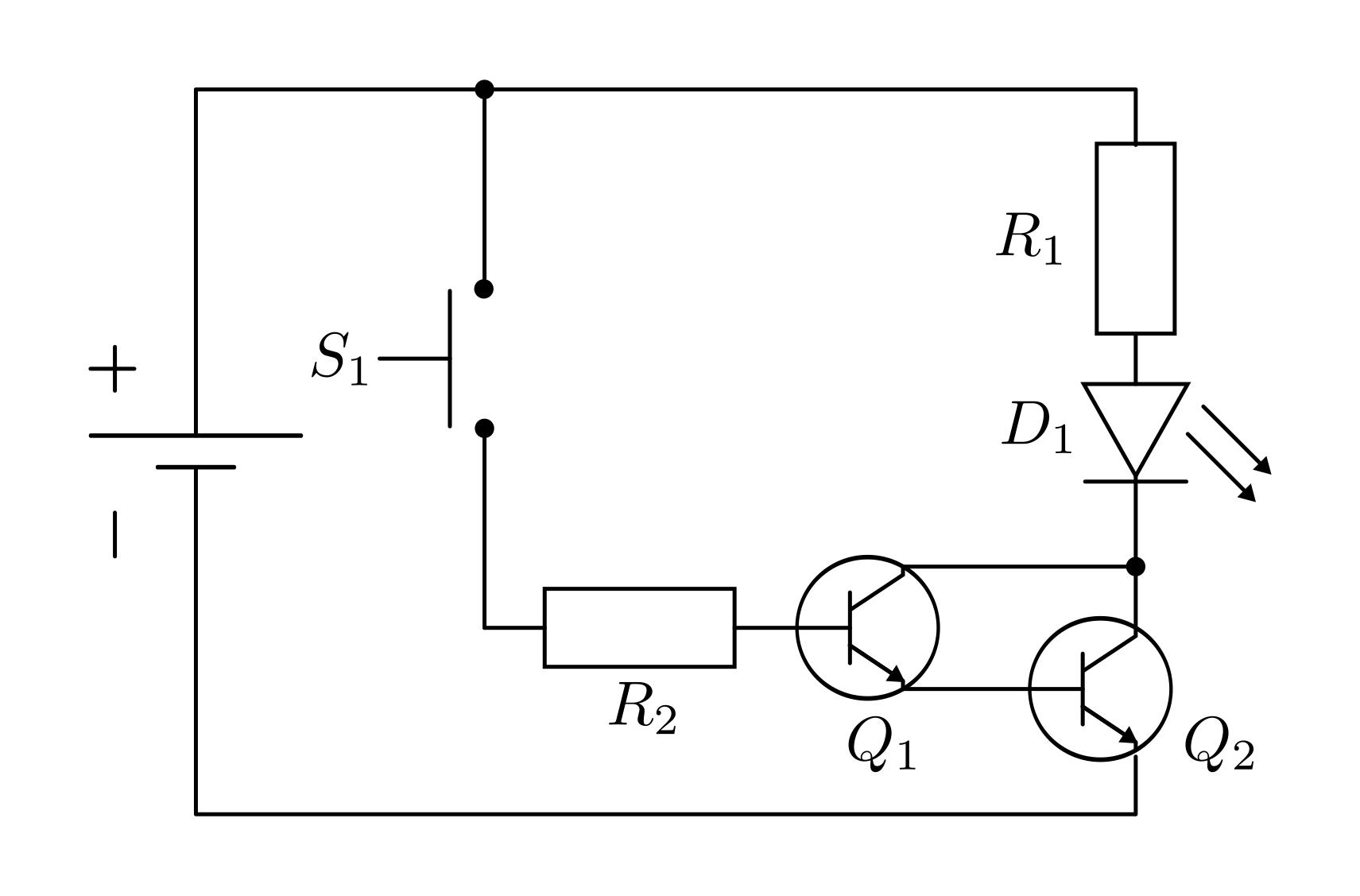 Grundschaltungen — Grundwissen Elektronik